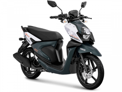 New X-Ride